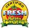 Certified Fresh on RottenTomatoes.com